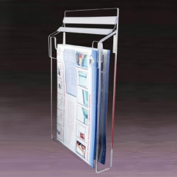 A4 Outdoor Brochure Holder