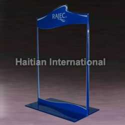 Acrylic Menu Holder, Table Tent