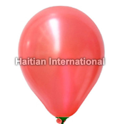 Metallic Latex Balloon