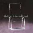 Free Standing Acrylic Brochure Holder