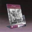 Acrylic Menu Holder with DL Leaflet Pocket