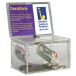 Acrylic Donation Box